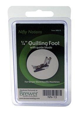 1/4 Quilting Foot NN-13