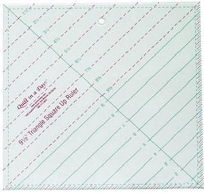 9 12 Triangle Square Up Ruler