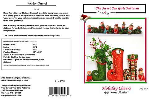 Holiday Cheers STG0118