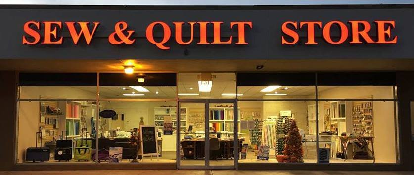 Sewing & Quilt Store in Temple, TX - Sew and Quilt Store