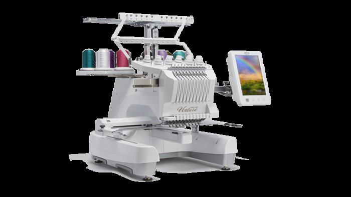 Baby Lock Venture Embroidery Machine 10 needle