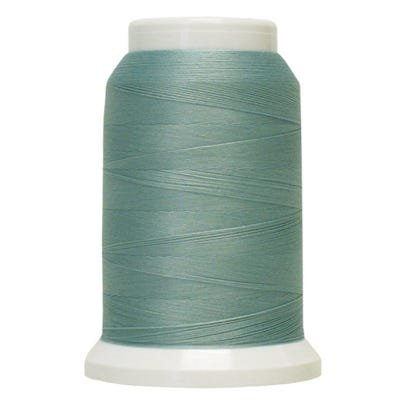 Poly Yarn 1000 yds mini cone Mint Green 061