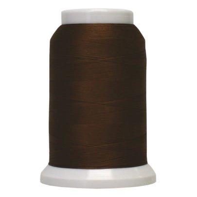Poly Yarn 1000 yds mini cone Brown 093