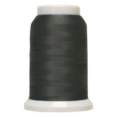 Poly Yarn 1000 yds mini cone Steel 131