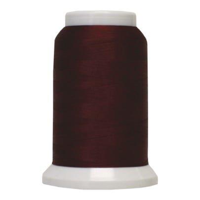 Poly Yarn 1000 yds mini cone Red Currant 152