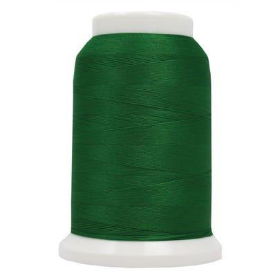Poly Yarn 1000 yds mini cone Emerald Green 197