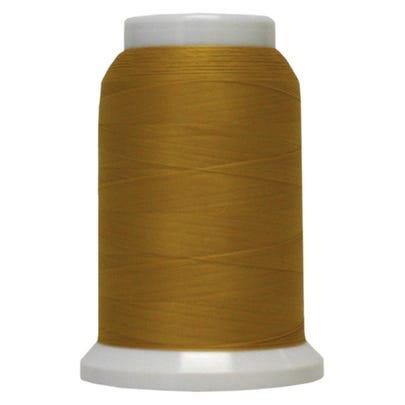 Poly Yarn 1000 yds mini cone Gold 261