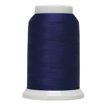 Poly Yarn 1000 yds mini cone Blue 290