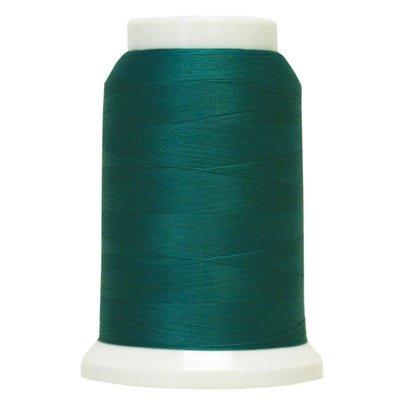 Poly Yarn 1000 yds mini cone Teal Green 363