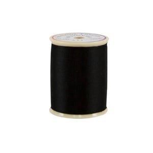 So Fine 50/3 Poly Thread 411 Black 550 Yards