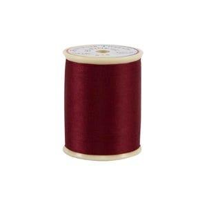 So Fine 50/3 Poly Thread 414 Claret 550 Yards