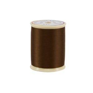 So Fine 50/3 Poly Thread 424 Chocolate 550 Yards