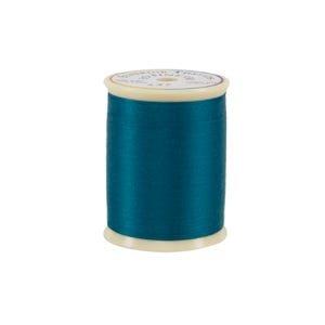 So Fine 50/3 Poly Thread 437 Teal 550 Yards