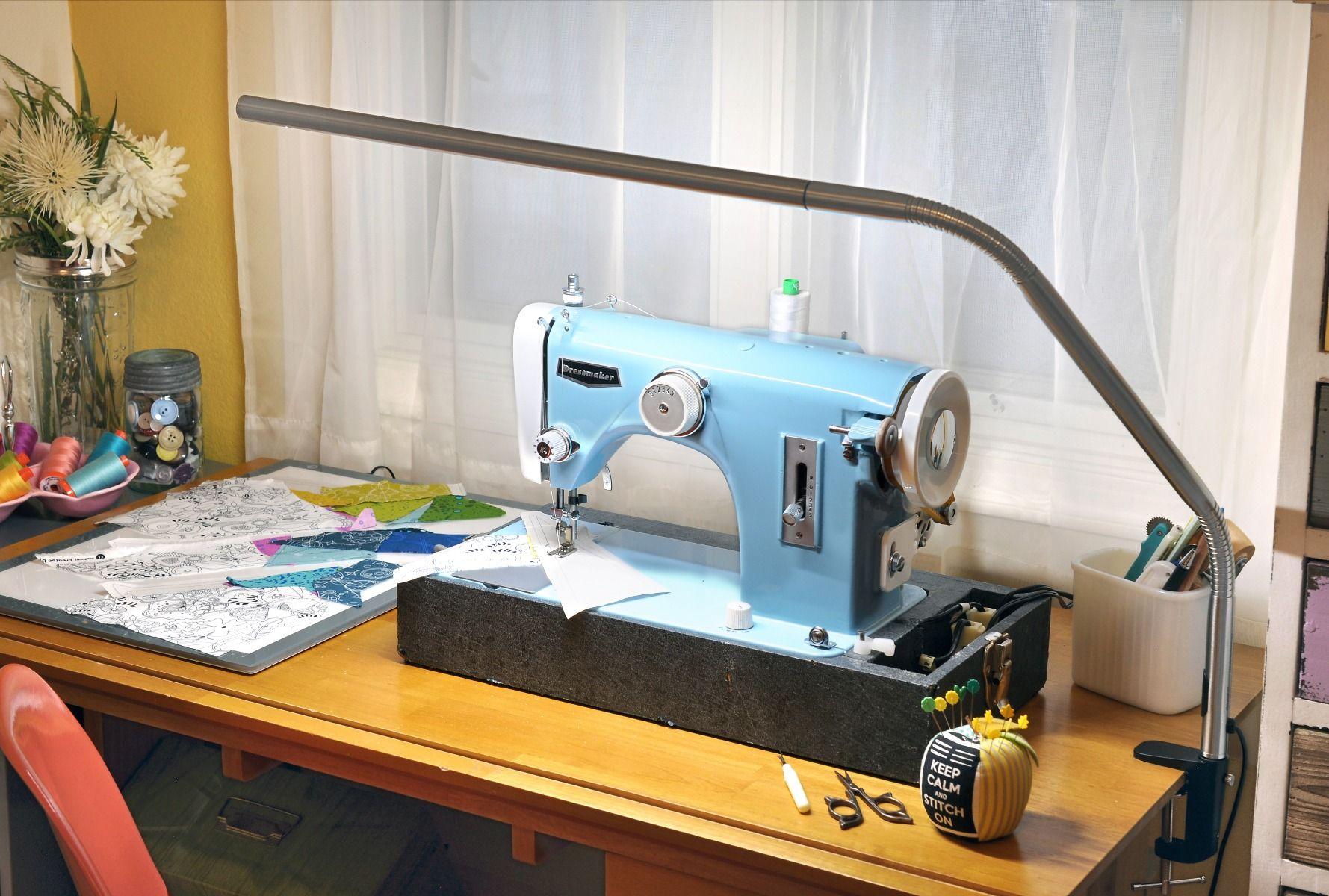 Slimline LED Table Lamp U35107