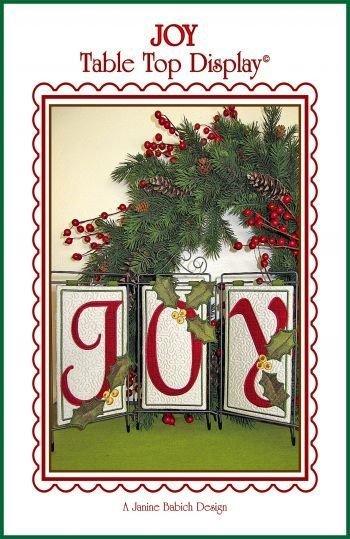 Joy Table Top Display