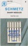 Schmetz Sharp / Microtex Machine Needle Size 14/90