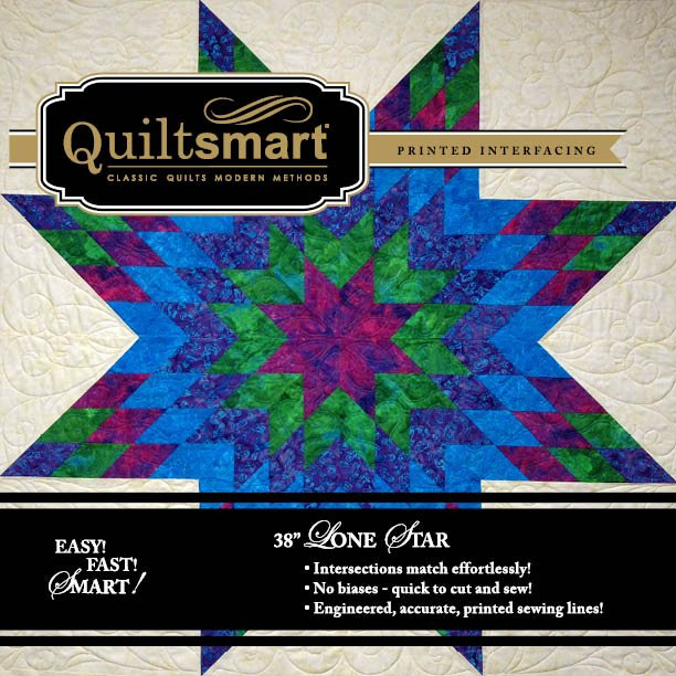Lone Star 38 by Quiltsmart