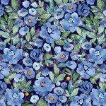 Veranda Navy Floral