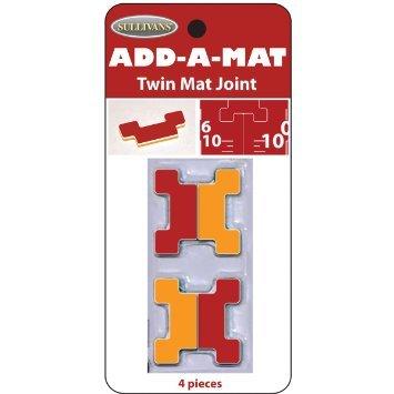Add a Mat Twin Mat Joint