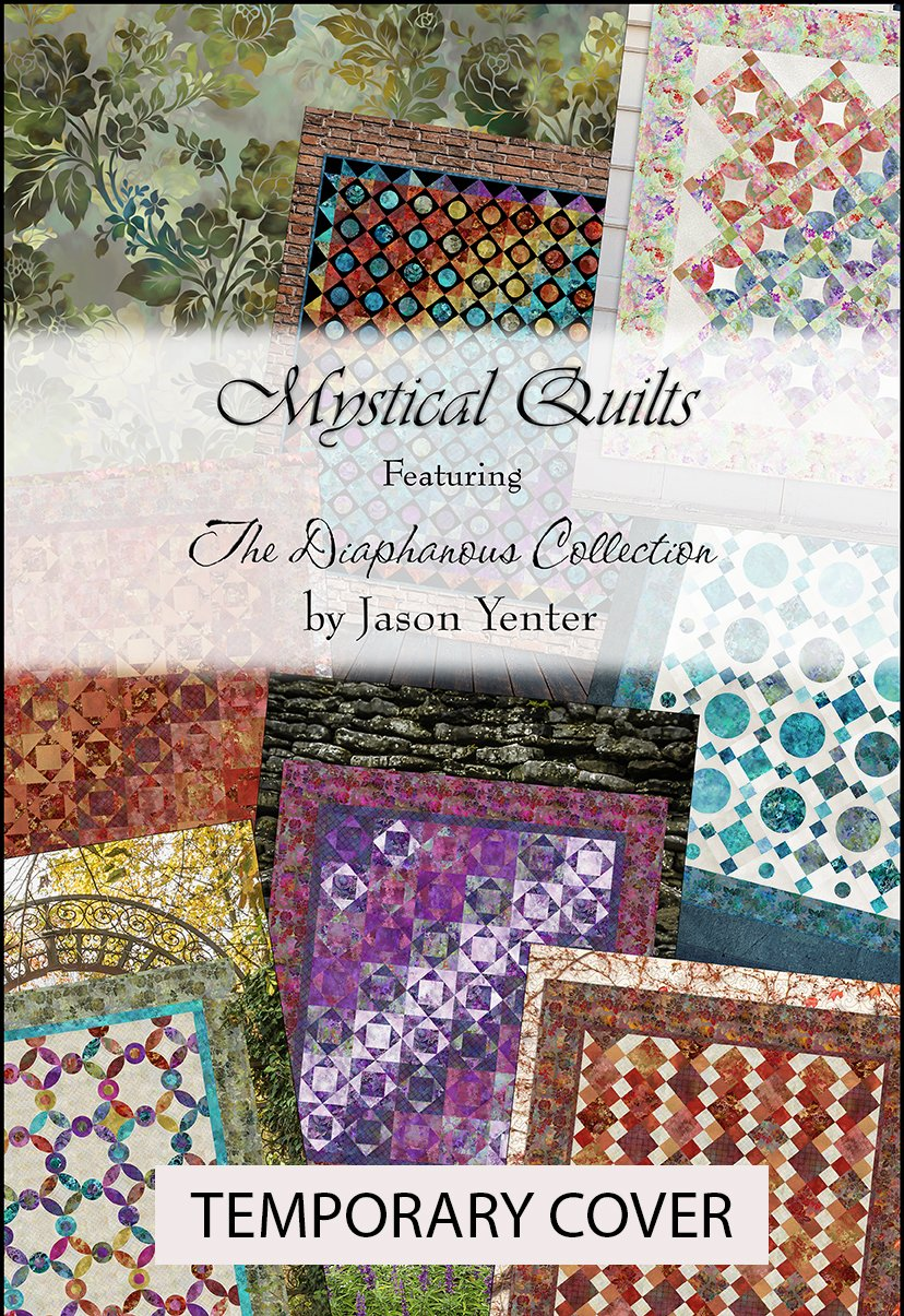 Diaphanous Book - Mystical Quilts