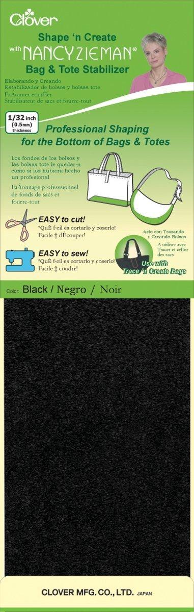 CLOVER Bag Stabilizer Shape BLK