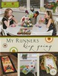 My Runners Keep Going - Softcover