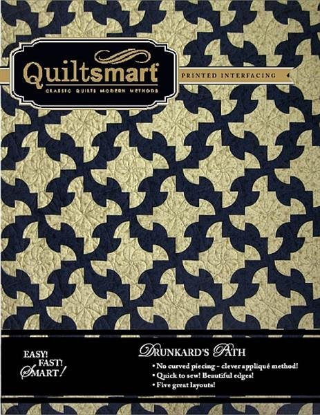 Quiltsmart Classic Pack Drunkard's Path