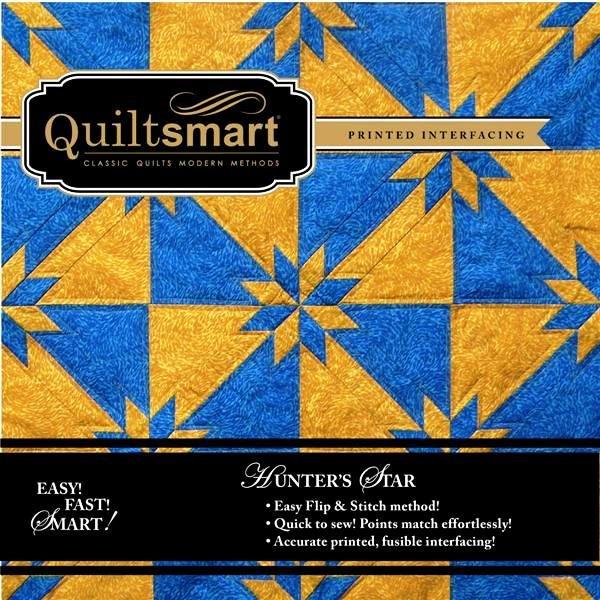 Quiltsmart Hunter's Star