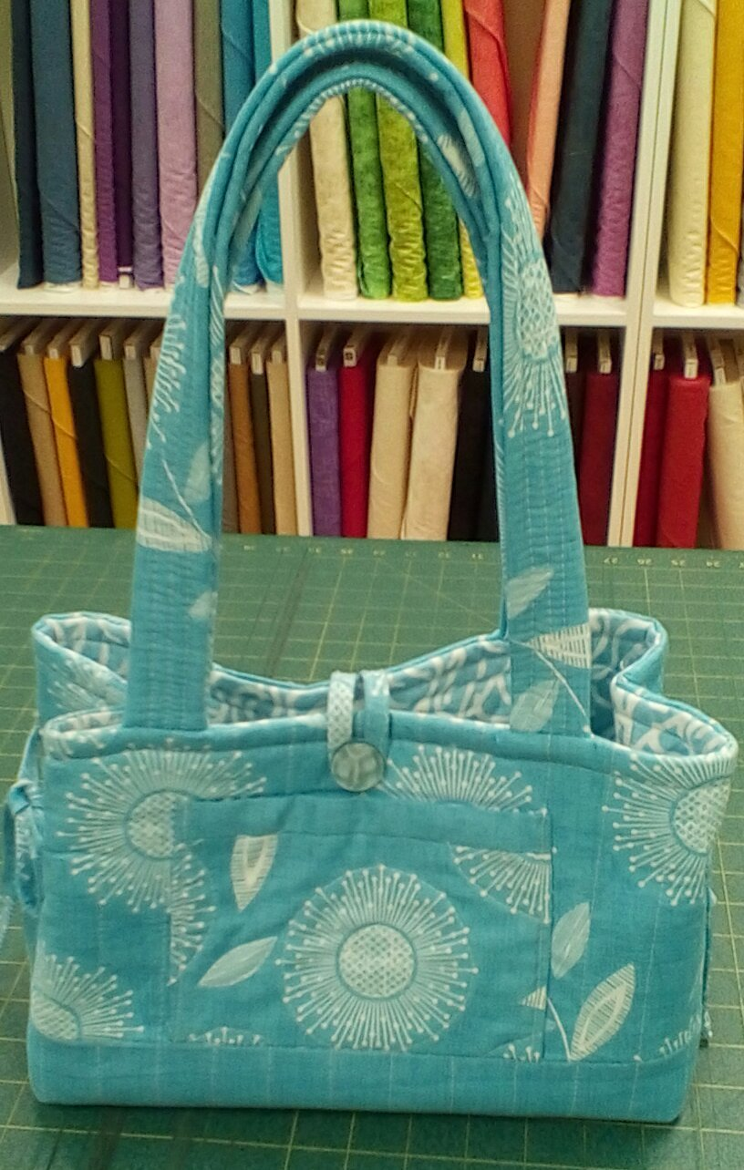 Mini Bow Tucks Purse