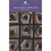 MSQC Crazy Quilt templates