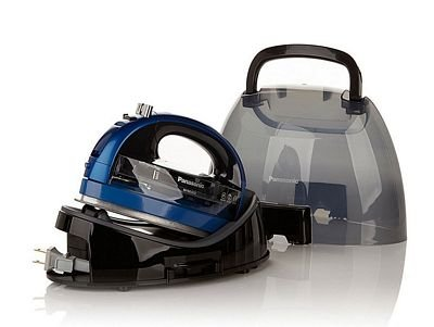 360 Freestyle Cordless Iron Blue Ceramic Plat