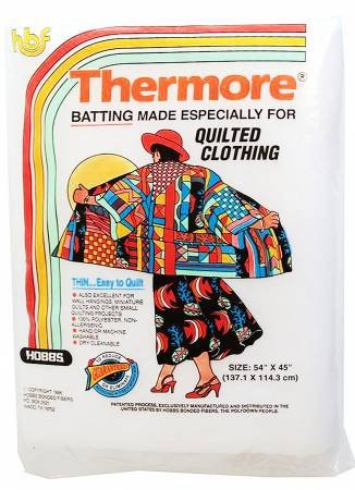 Batting Thermore Ultra Thin 54X45