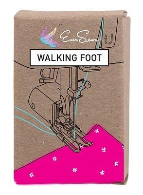 Ever sewn walking foot
