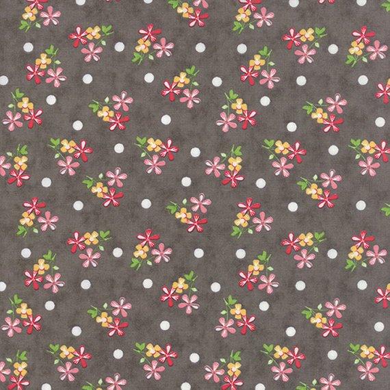 Prairie - Grey Small Flower