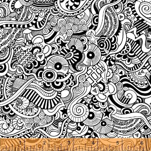 Harmony - Abstract B/W