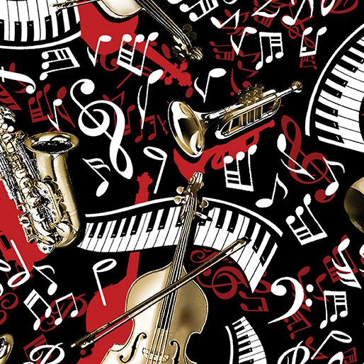 Musical Moments - Making Music Blk