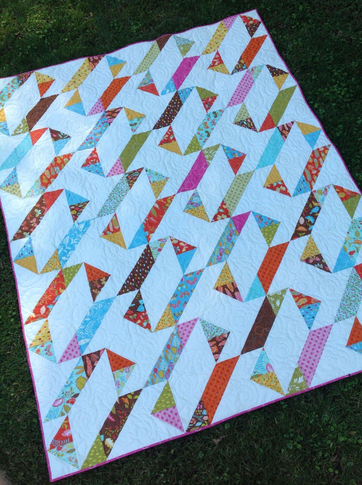 Box Kite Pattern
