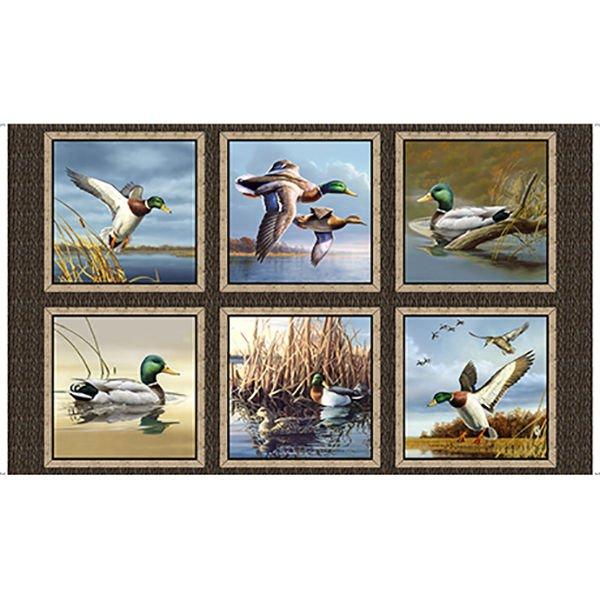 Duck Lake Panel - Precut