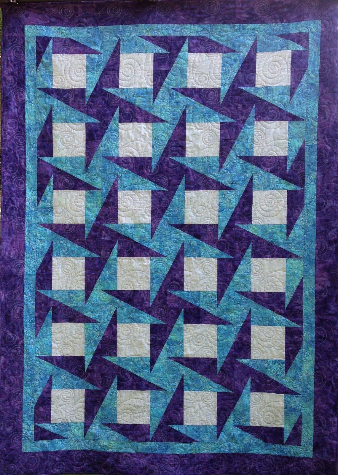 John's Star Pattern - Digital Downlaod