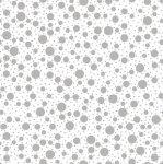 Metals - Silver Dots