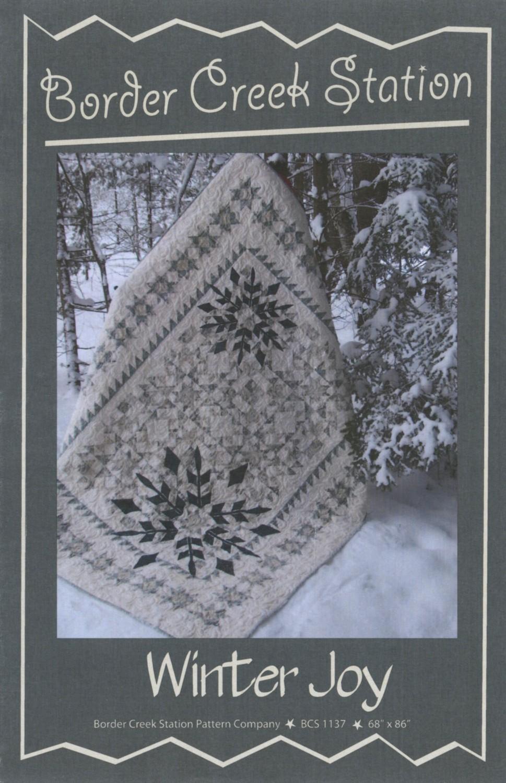 Winter Joy by Border Creek Station