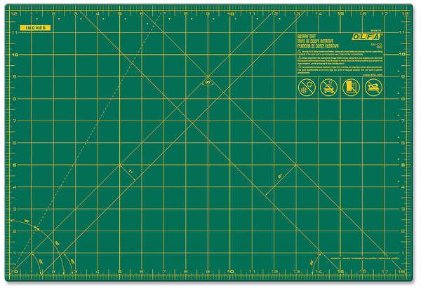 Elan Miracle Mats with Grid 12 x 18