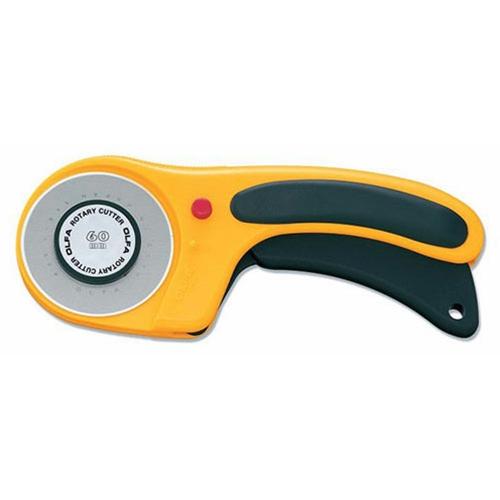 Olfa 60mm Ergonomic Rotary Cutter