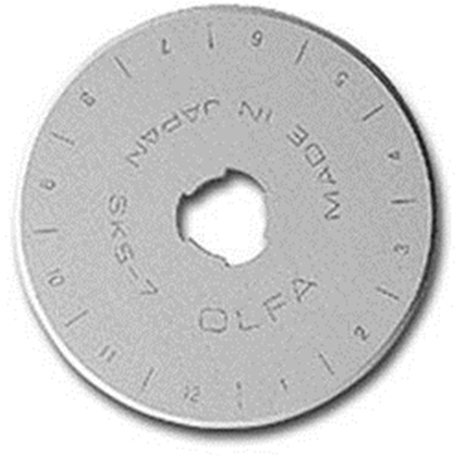 Olfa 60mm Replacement Blade 5 Pack