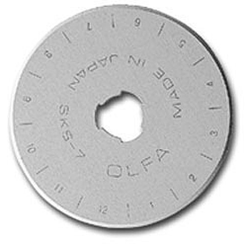 Olfa 45mm Replacement Blade 2 Pack