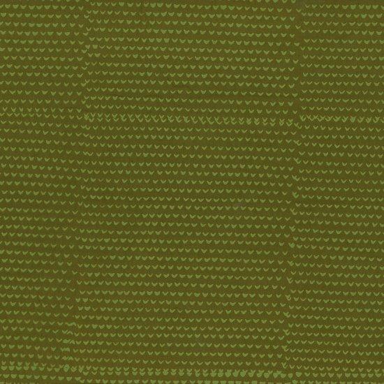 Batiks ME+YOU Print Olive 102-96