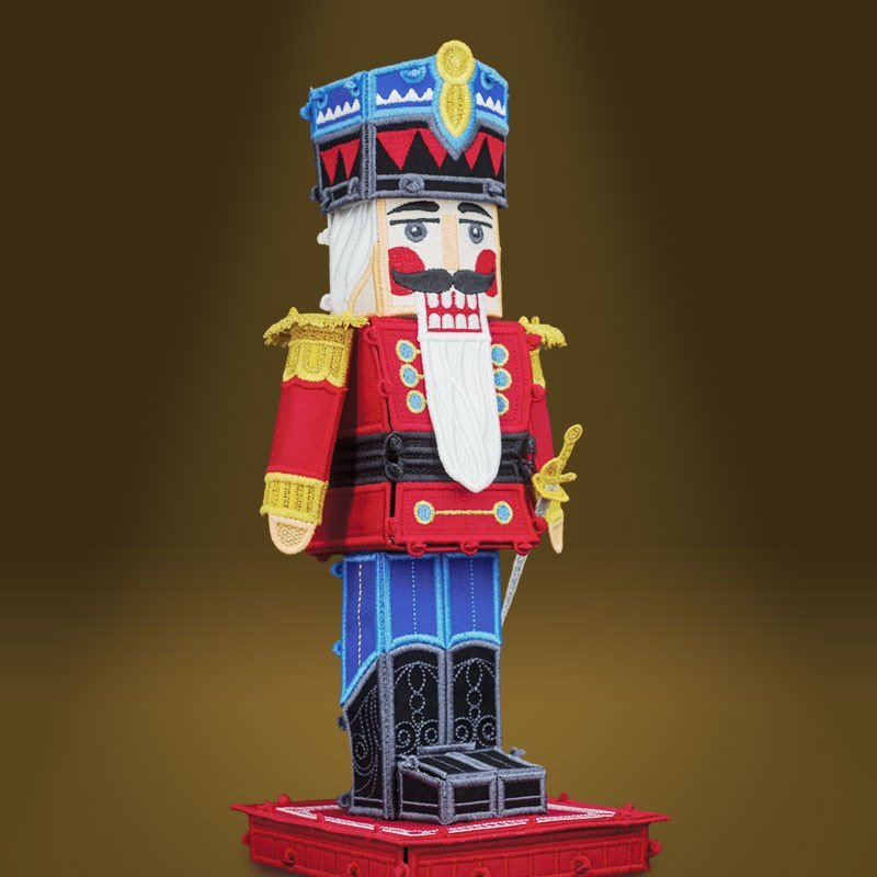 Freestanding Nutcracker