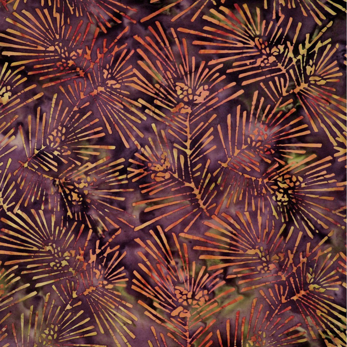 Batik by Mirah Merry Cherry MC-5-9494 Tabaco Multi