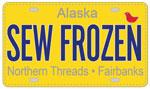 Sew Frozen Pin