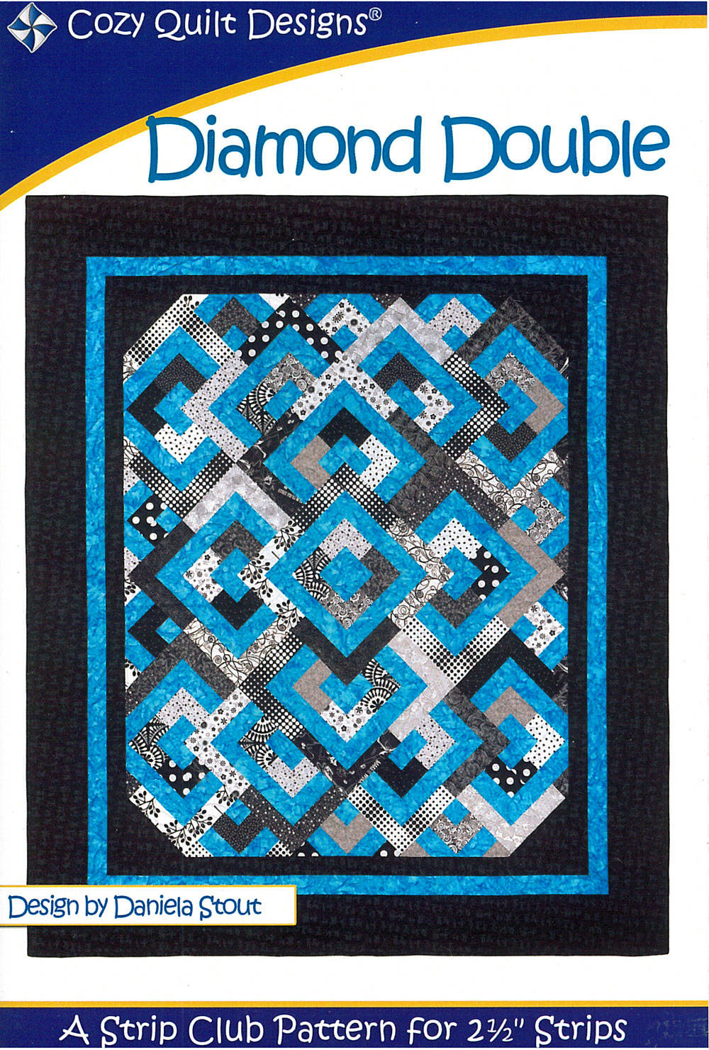 Diamond Double by Cozy Quilt Designs